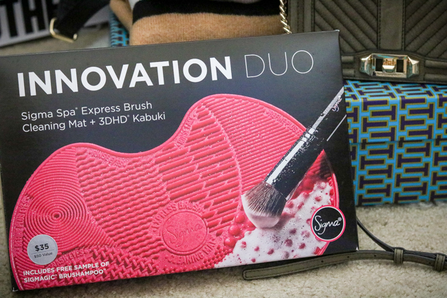2017 nordstrom anniversary sale sigma brush cleaning kit
