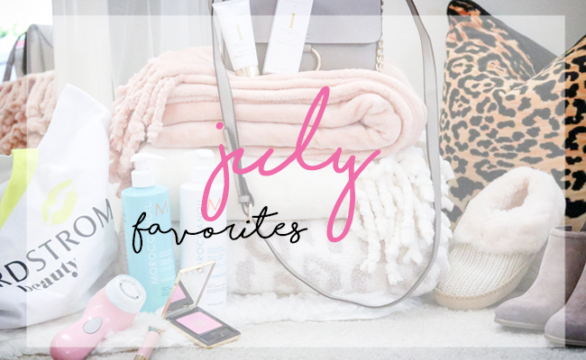 july favorites beauty home decor shoes accessories