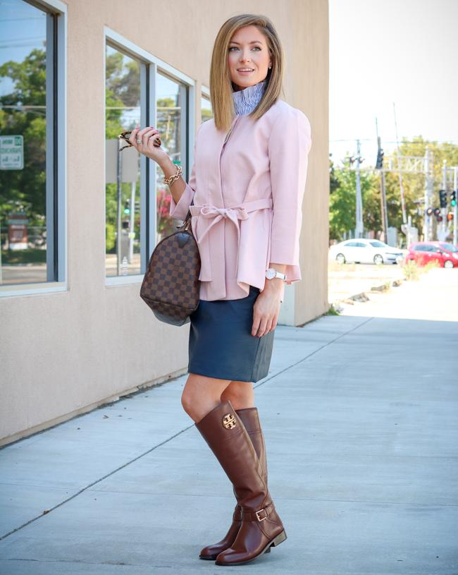 nordstrom anniversary sale 2017 halogen pink coat tory burch boots