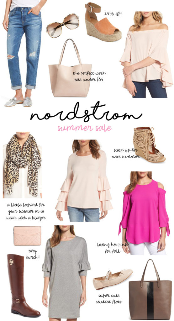 nordstrom summer sale