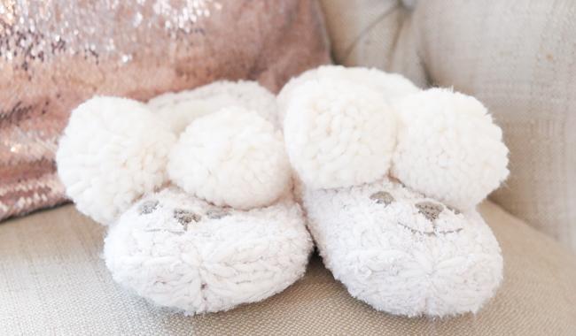 nordstrom bear slippers