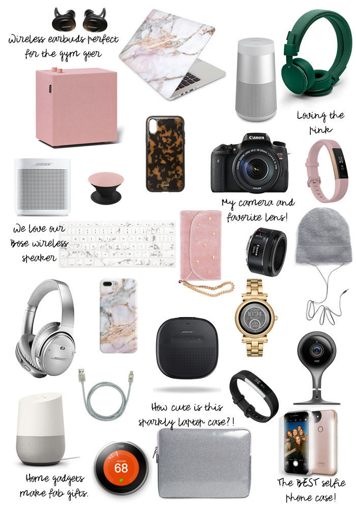 gift guide for the tech savvy