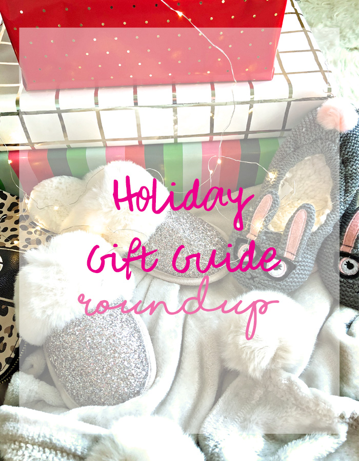 holiday gift guide roundup