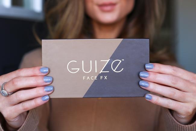 guize face fx highlight contour palette