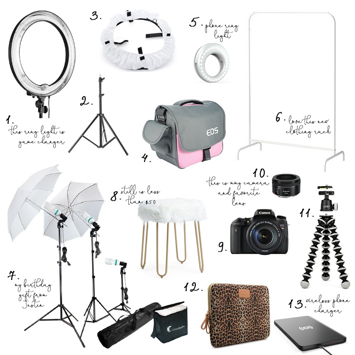 photography lighting and technology favorites
