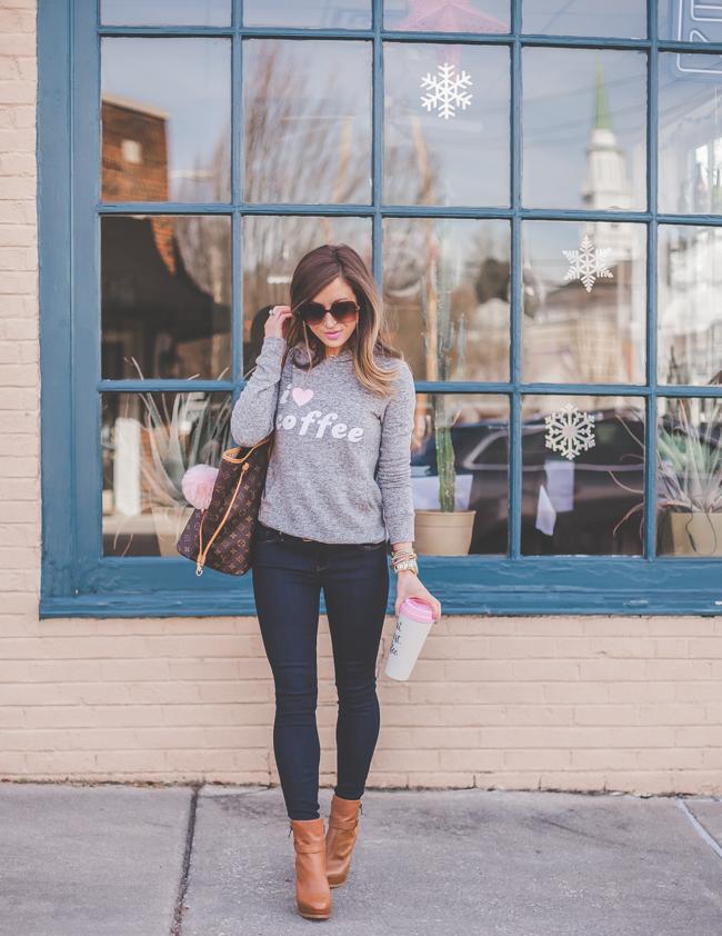 target i love coffee hoodie