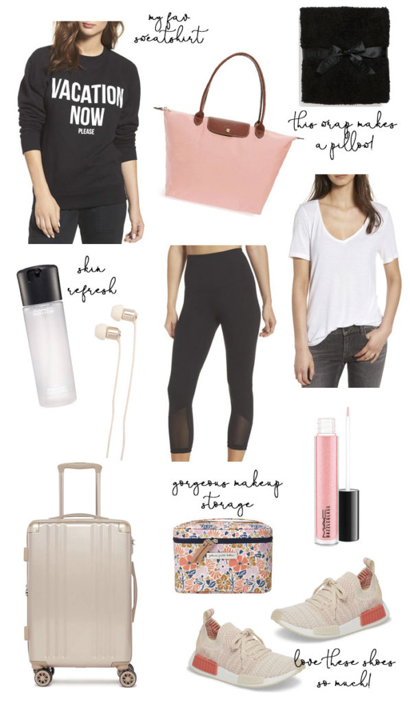 travel outfit favorites