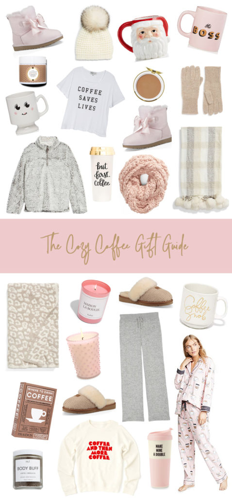 the cozy coffee gift guide