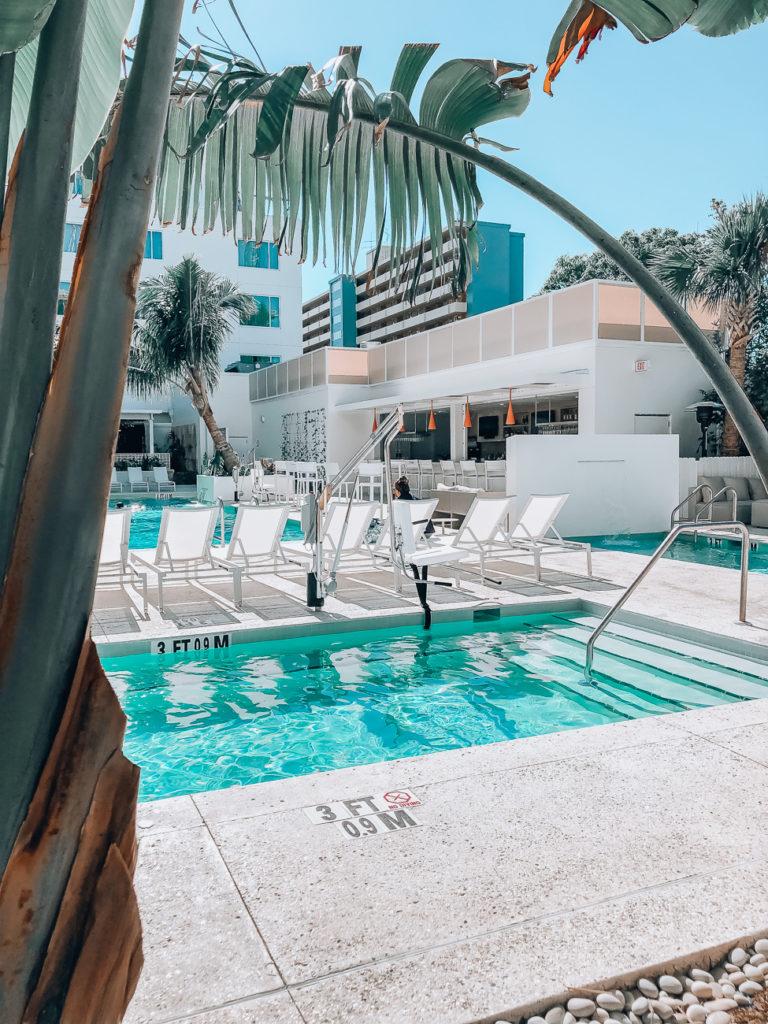 the sarasota modern pool