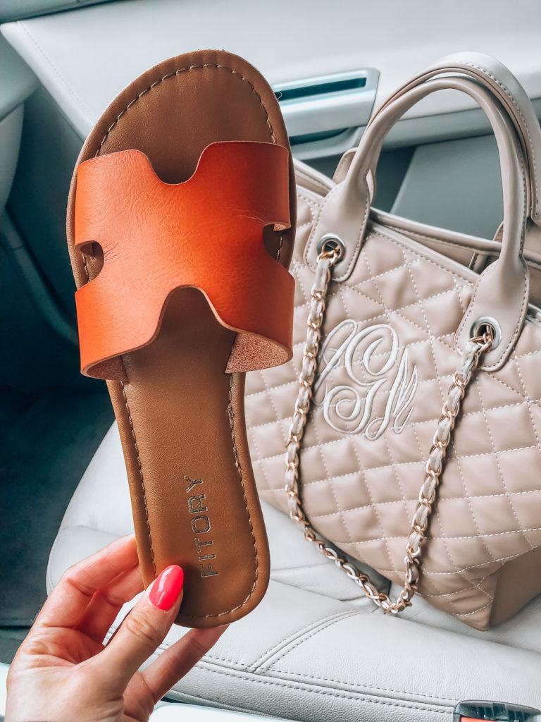 amazon slide sandal