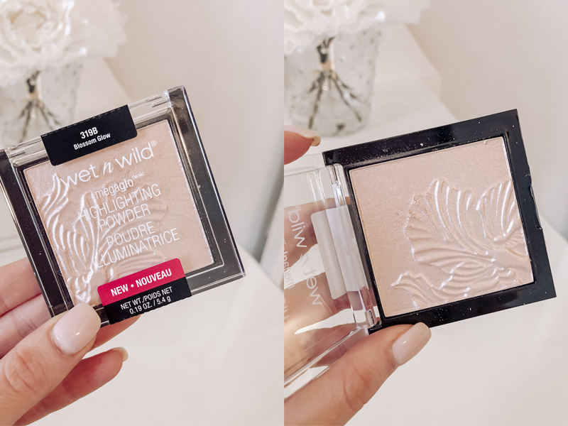 wet and wild blossom glow highlighter