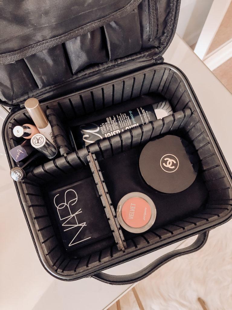 amazon travel cosmetics case