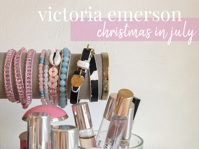 victoria emerson christmas in july sale
