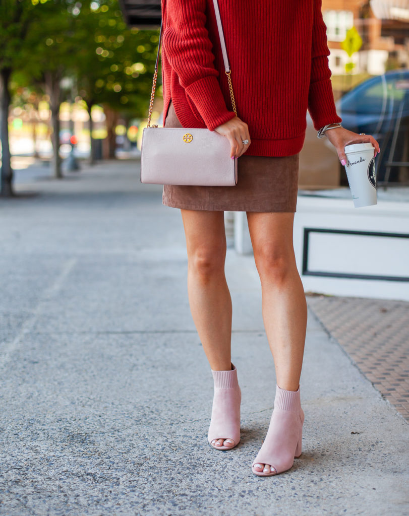 nordstrom tory burch everly crossbody bag pink