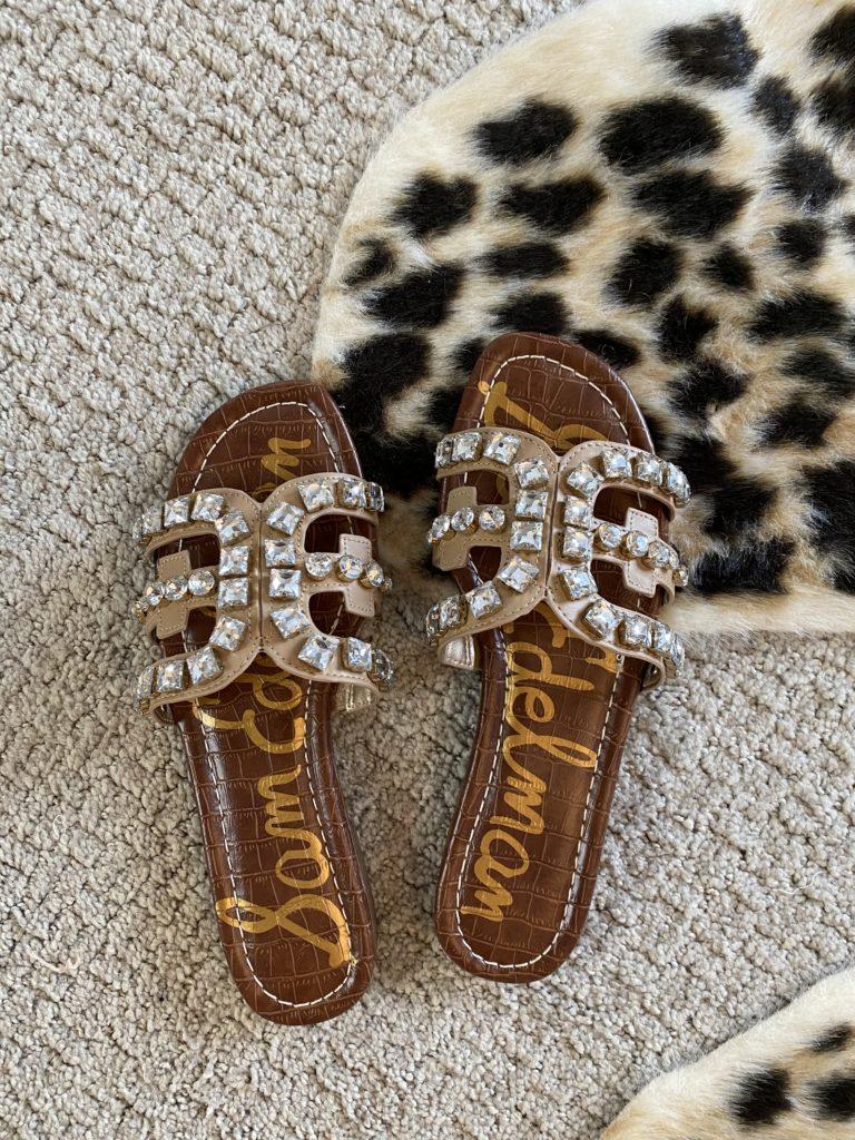 nordstrom sam edelman embellished sandals