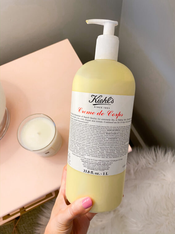 kiehls lotion