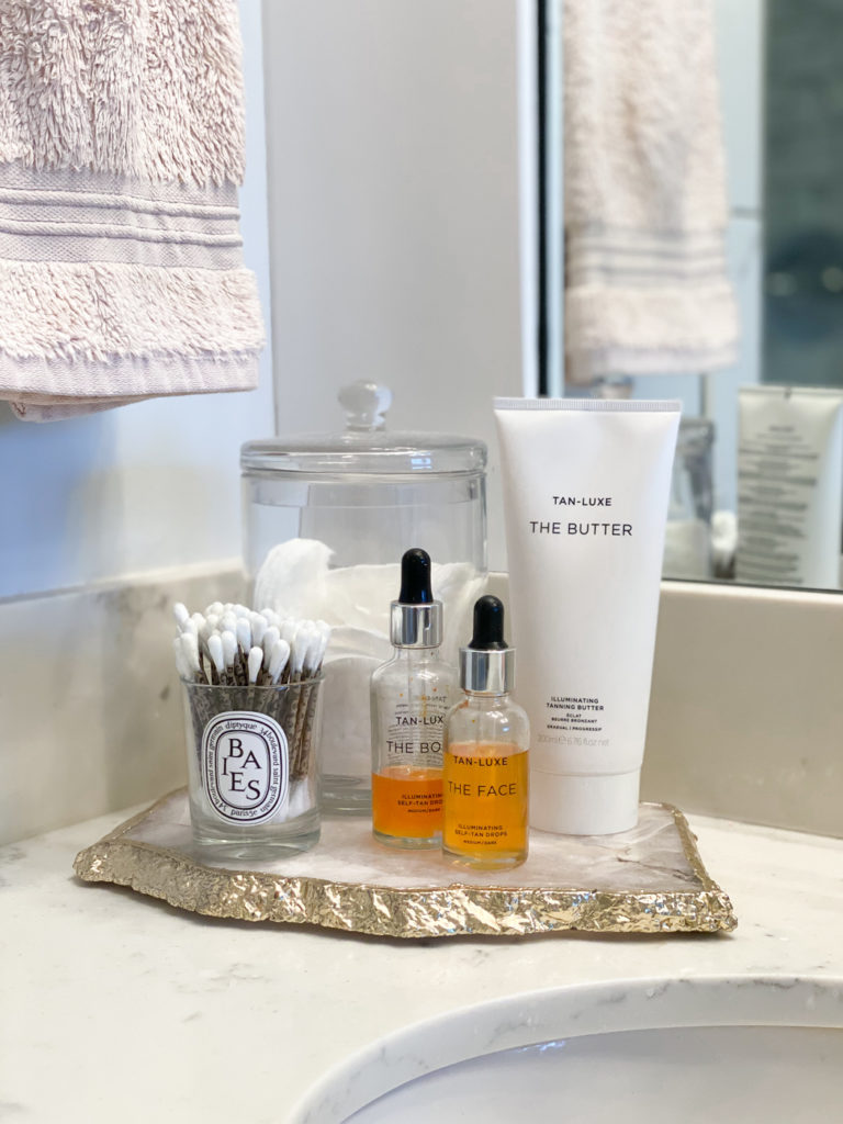 tan luxe products