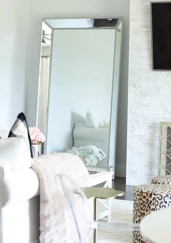 wayfair primm floor mirror