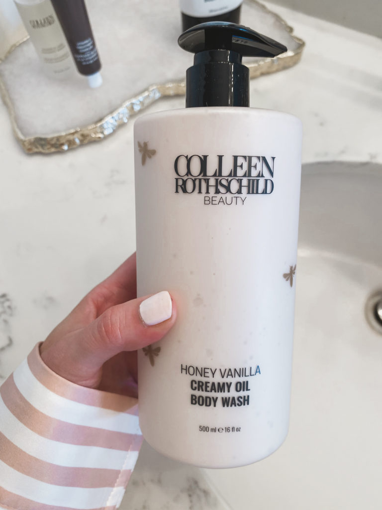 colleen rothschild honey vanilla creamy oil body wash fourth of july sale