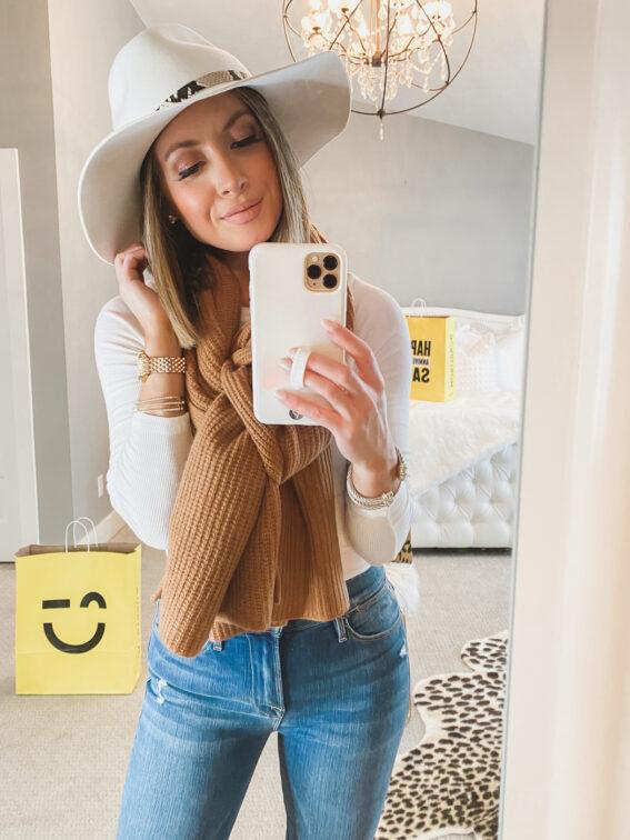 nordstrom anniversary sale halogen cashmere scarf